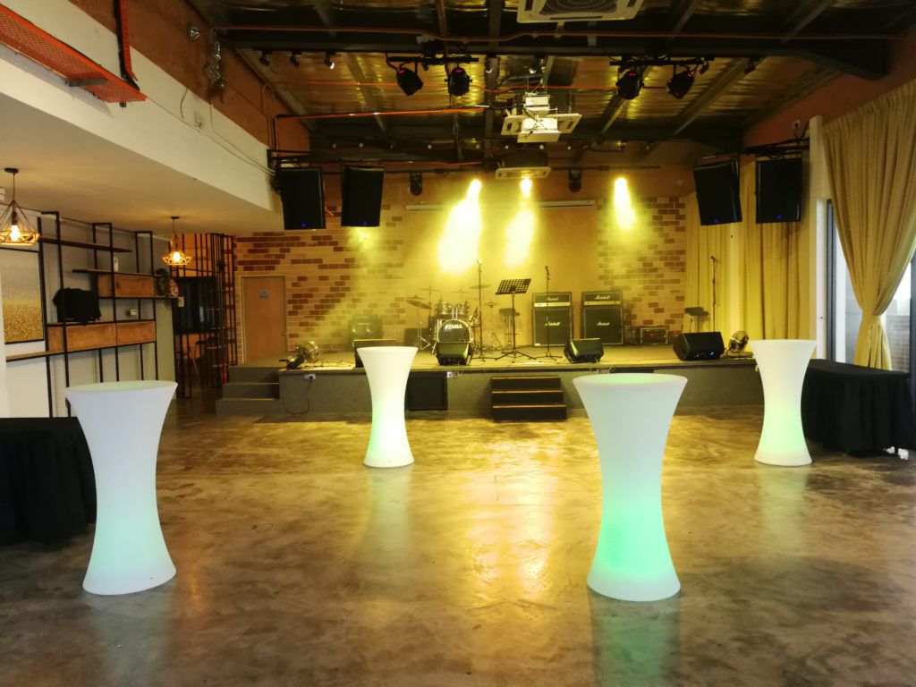 SkyArk Event Spaces - Rustiq Hall
